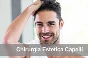 chirurgia estetica capelli menu