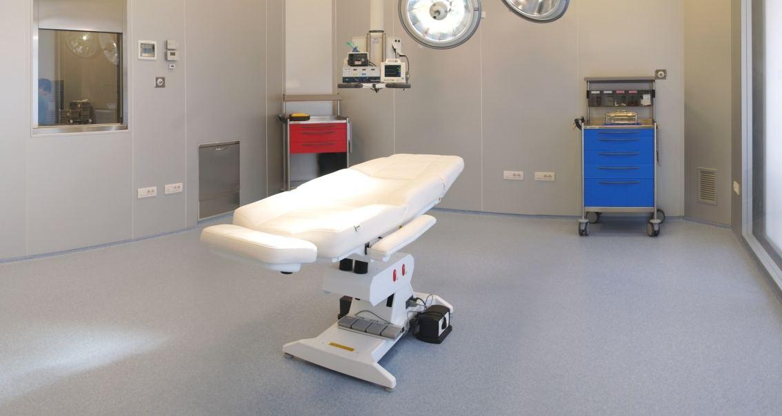 Clinica Pallaoro - Sala operatoria