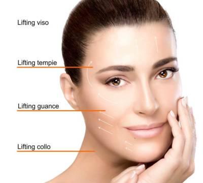 chirurgia estetica rughe: Diversi lifting al viso