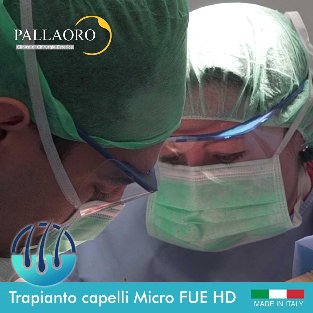 Clinica Pallaoro: Trapianto capelli