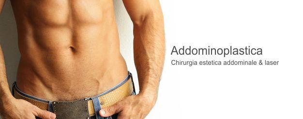 Addominoplastica uomo - Chirurgia estetica